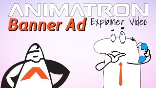 Animatron - Banner Ad Explainer Video